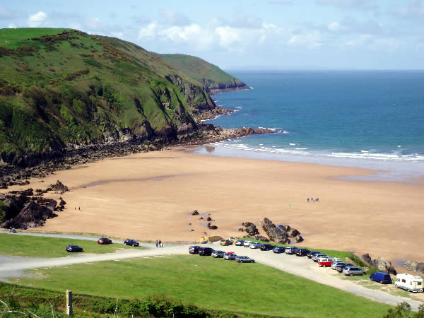 Croyde Cycle Local Information